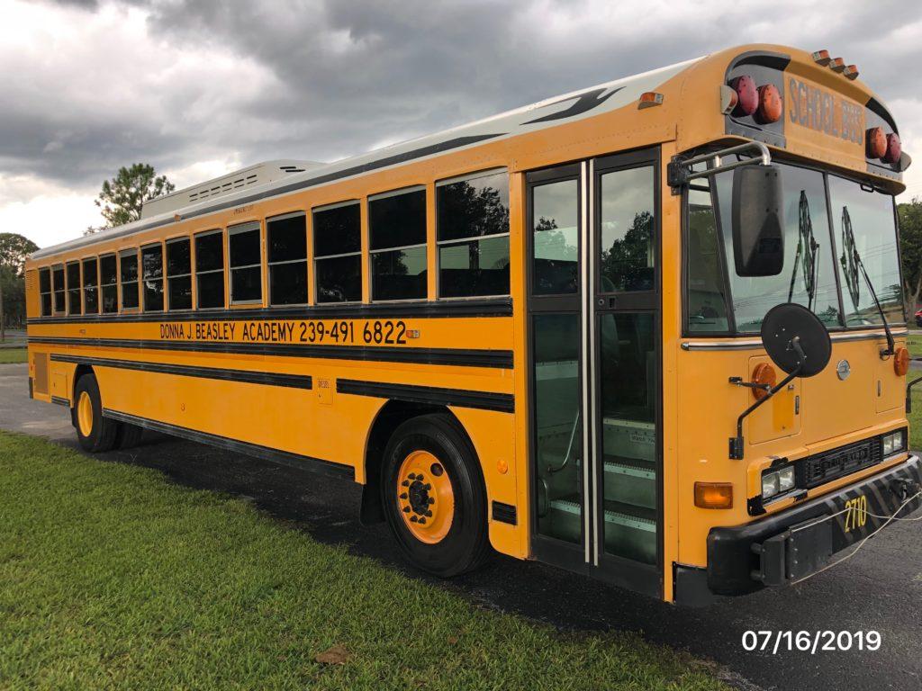 Student Busing Schedule Update – Donna J  Beasley Technical Academy